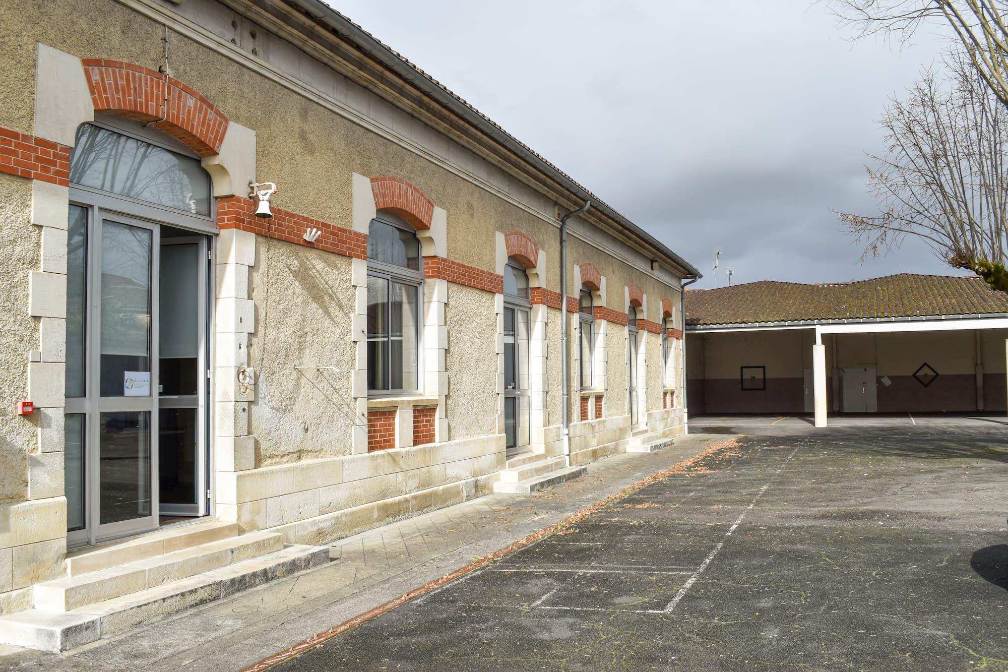 Bureaux de l'AITNA à Jarnac en Charente